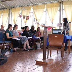 SEMILLA Casa Emaús Meeting Room, Guatemala City, Guatemala