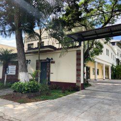 Casa Emaús Entrance, Guatemala City, Guatemala