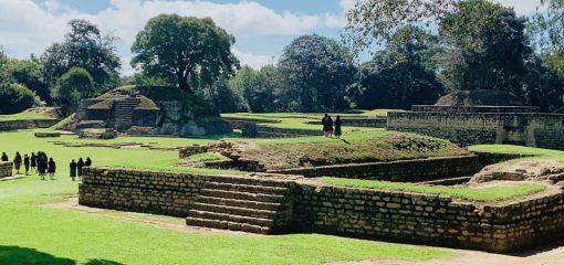 Mayan Ruins Ixmiché, Guatemala