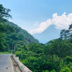Mountain Road to Antigua, Guatemala