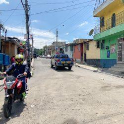Residential Street, Guatemala