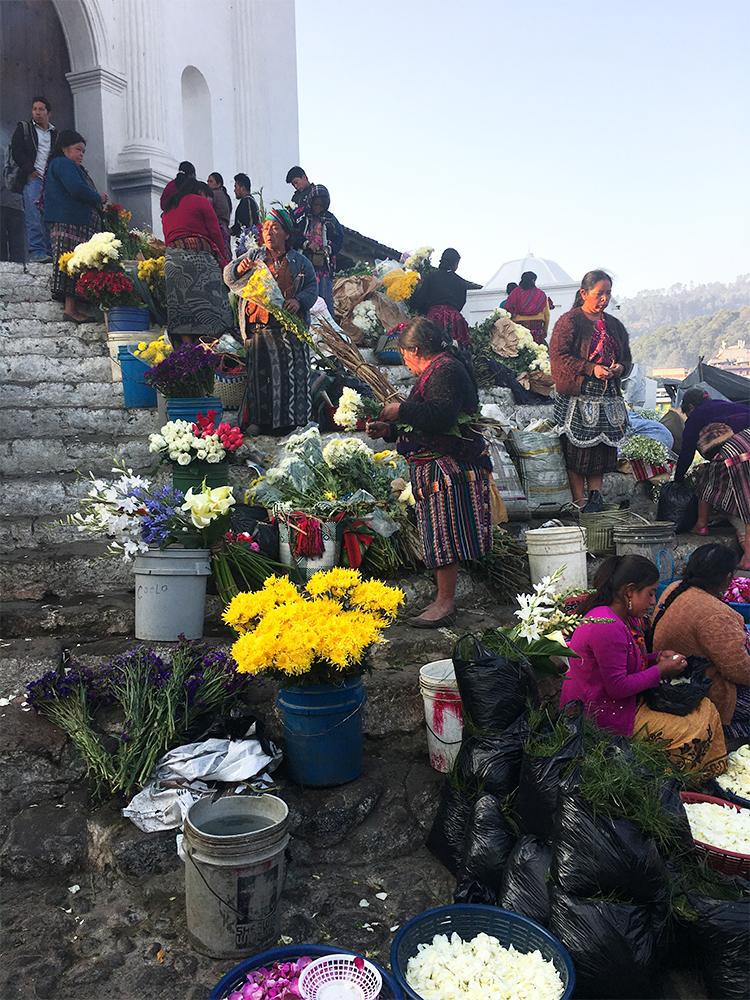 SEMILLA Flower Sellers